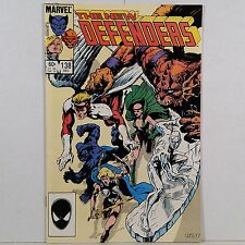 Defenders - Vol. 1, No. 138 - Marvel Comics Group December 1984 No Reserve!