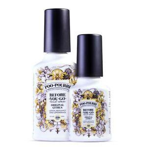 Poo Pourri Original Before-You-Go Bathroom Spray