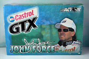 Action 2002 1:24 John Force Castrol GTX Mustang Funny Car Dragster 1/12780