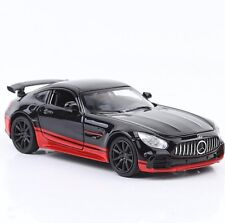 1:32 Mercedes Benz AMG GT R Transformers 5 Die Cast Metal Model Collection Toy