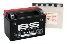 Bateria BS-Battery BTX9-BS | YTX9-BS | CTX9-BS | GTX9-BS | PTX9-BS | envío 24h