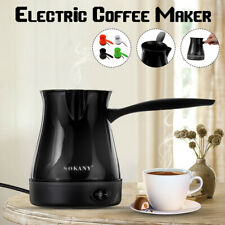 220V Electric Turkish Greek Coffee Maker Multifunction Espresso Tea Moka
