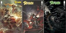 Spawn #322 A Barends, #322 B Mcfarlane, #322 C Barberi Set Of 3 Image Comics