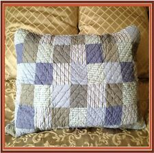 Patchwork Guestroom 100% Cotton Decorative Cushion Covers