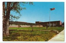 Postcard Rocky Mount Senior High School, Rocky Mount, N.C.