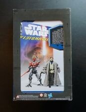 Darth Maul & Owen Lars STAR WARS Saga MOC Comic Pack Packs SDCC Exclusive