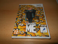 Despicable Me (Nintendo Wii) BRAND NEW SEALED