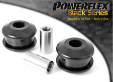 PEUGEOT 206 PFF50-402BLK POWERFLEX BLACK SERIES FRONT ARM REAR BUSHES