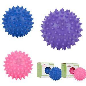 Spiky Massage Ball Roller Trigger Point Therapy Stress Yoga Reflexology Gym SALE