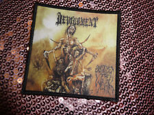 Devourment Patch Death Metal Abominable Putridity
