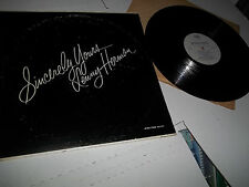 LENNY HERMAN Sincerely Yours LP Private Big Band Jazz PENN.