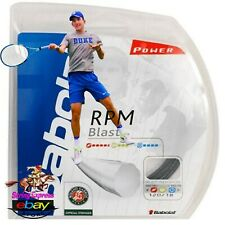 BABOLAT  RPM Blast 18 for increased Spin