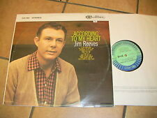 1/1R Jim Reeves - According To My Heart