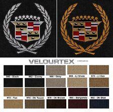 Lloyd Mats Velourtex Cadillac Calais Front Floor Mats (1965-1976)