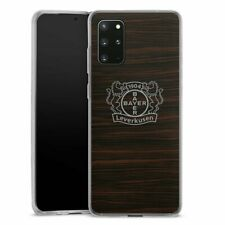 Samsung Galaxy S20 Plus Handyhülle Silikon Hülle Case Edelholz Optik Bayer 04