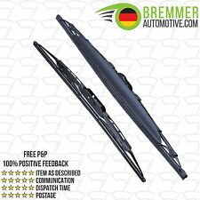 Peugeot 406 Coupe (1999 to 2003) Front Wiper Blade Kit