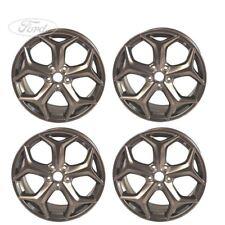 "Genuine Ford Focus MK3 ST ST250 18"" Alloy Wheel 5 Spoke Set x4 8Jx18 x4 1870056"
