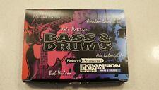 Roland SR-JV80-10 : Bass & Drums expansion board