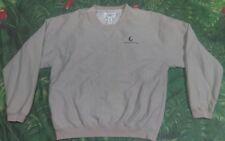 THE GOLF CHANNEL long sleeve windbreaker Golf Shirt sweater (L) GEAR for sports
