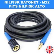 10m Nilfisk High Pressure Washer HOSE Jet Power Wash fits NILFISK E140 models