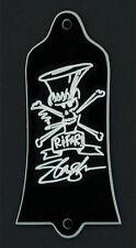 Engraved Etched GUITAR TRUSS ROD COVER - Fits GIBSON - Guns N Roses AFD SLASH