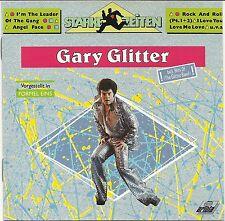 (CD) Gary Glitter -Starke Zeiten - I'm The Leader Of The Gang (I Am), Angel Face