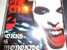 CD TWIZTID CRYPTIC COLLECTION #2 MONOXIDE ICP RARE/MINT
