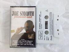 Joe Smooth–Promised Land  RARE CASSETTE SPAIN EDITION 1988