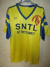 Maillot ADIDAS vintage porté n°5 GENDARMERIE NATIONALE SNTL St VICTORET shirt