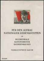 German Democratic Republic #288a MH VF