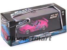 Coches, camiones y furgonetas de automodelismo y aeromodelismo Fast & Furious S2000 escala 1:43