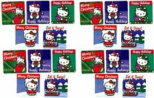 Sanrio HELLO KITTY Christmas XMAS Winter 20 large Stickers!