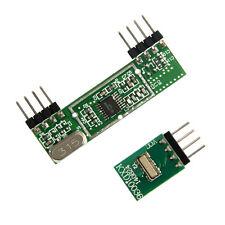 315MHz Superheterodyne 3400 RF Transmitter and Receiver link kit