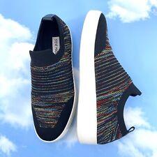 Steve Madden Womens 10M Multi Color Beale Slip On Casual Comfort Sneaker Shoe
