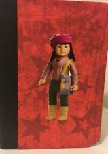 American Girl Doll Ivy Ling Custom Made Mini Notebook Adorable Party Favor gift