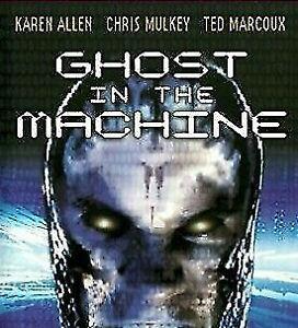 Ghost in the Machine DVD (1993) 90's Retro Sci-Fi Rare Movie - ALL REGION