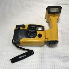 Sea And Sea Mx10 Motor Marine 32mm Underwater Camera With YS40 Auto Strobe Flash