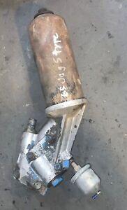 Tecalemit Oil Filter Assembly off 1965 Jaguar 3.8S  —B—