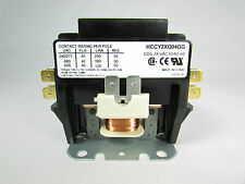 DEFINITE PURPOSE CONTACTOR HARTLAND 40 AMP 2 POLES COIL 24 VAC - 50/60Hz