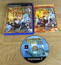 Escape From Monkey Island - Playstation 2/PS2 - PAL **VGC**