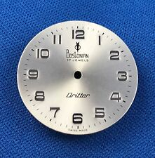 Bostonian Watch Dial Part 28mm -17 Jewels- Swiss Made -Orifter- #707
