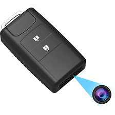 Hidden Spy Camera Keychain 720P HD Mini Body Camera Video Recorder motion night