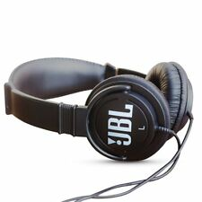 JBL C300SI On-Ear Dynamic Wired Headphones Headsets - Black