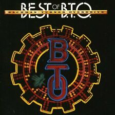Bachman-Turner Overdrive - Best Of B.T.O. (1998)  CD  NEW/SEALED  SPEEDYPOST