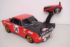EZRL076 Modelo de coche Eléctrico 4x4 The RALLY Legends LANCIA Fulvia 1600HF M