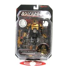 Battlestar Galactica Action Figure Cylon Warrior Commander Diamond Toys 2009