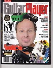 Guitar Player Magazine May 2018 - Adrian Belew , The Foot pedal Issue !  /f6