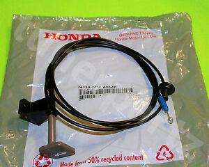 NEW 06 07 08 09 10 11 HONDA Civic Hood Release Cable 74130-SNA-A01ZA