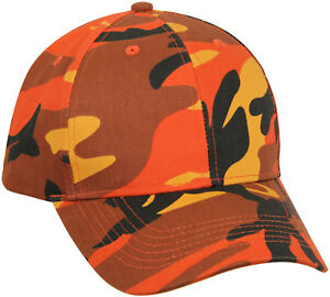 Supreme Camo Cap Adjustable Military Ball Hat Uniform Army Tactical Camouflage