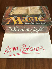 MTG: Weatherlight Booster Box - New, Sealed, English